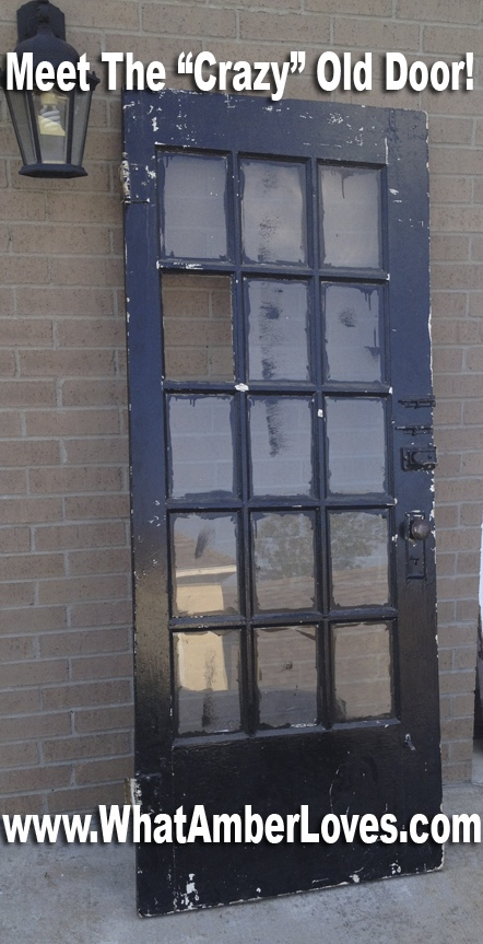 Crazy Old Door (1/6)