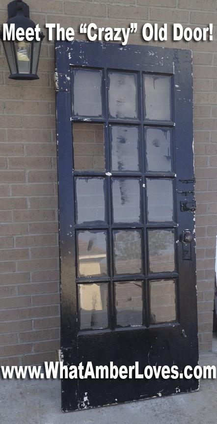 Crazy Old Door (1/6)
