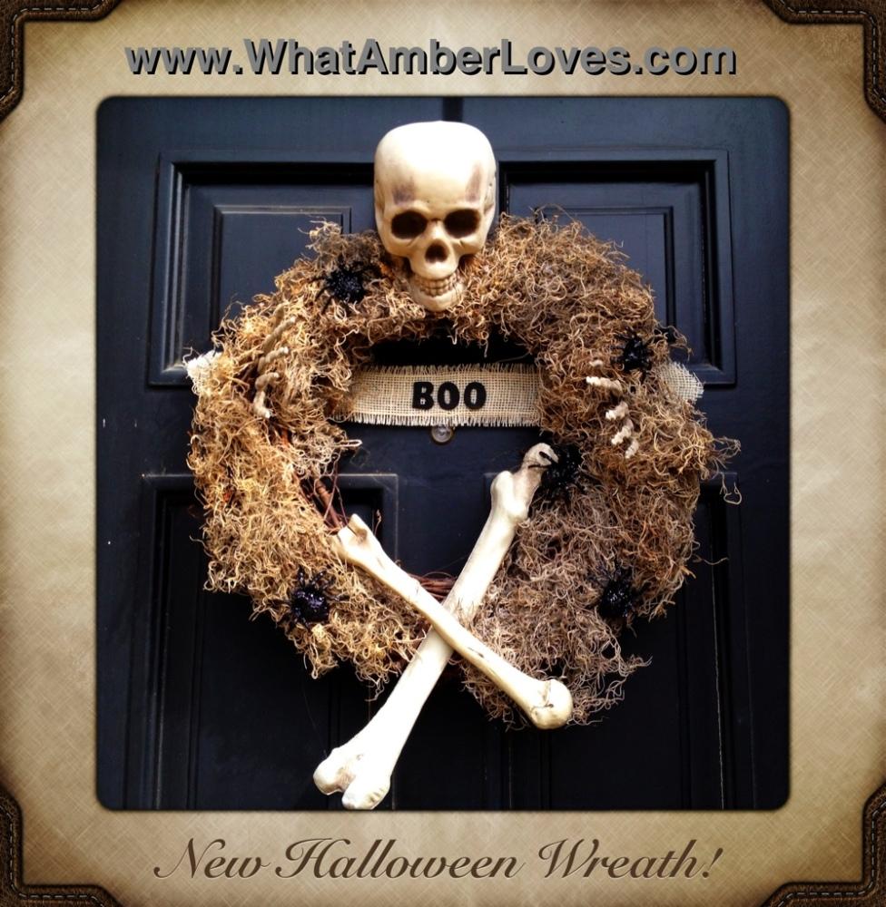 Halloween Wreath! (1/4)