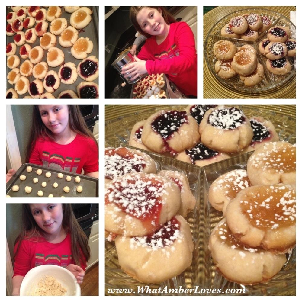 RUSSIAN TEA CAKES (2/3)