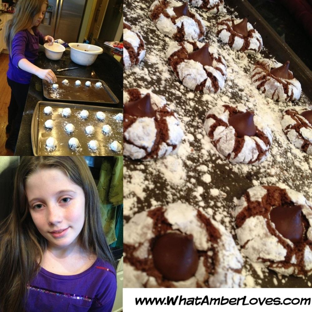 Hershey's Special Dark Tiger Cookies (2/4)