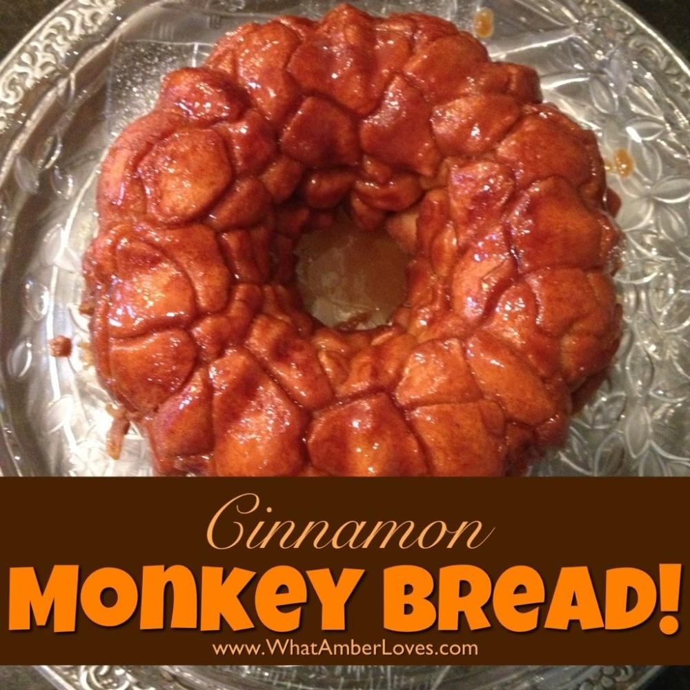 Cinnamon Monkey Bread (1/3)