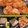 Salt Block Shrimp = BEST shrimpEVER!
