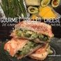 Gourmet Grilled Cheese Sandwich forDinner