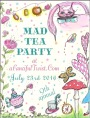 Mad Tea Party (blog hop!)