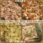 Chicken, Olive, Feta, Pesto, SourCreamBake