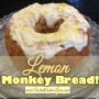 Lemon Monkey Bread!